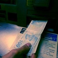 Photo taken at Türkiye Finans Katılım Bankası by Ferhat T. on 10/13/2014