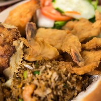 Photo taken at Mambo Seafood by Mambo Seafood on 10/6/2014