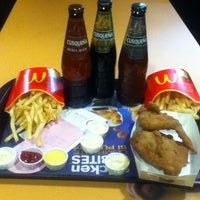 Photo taken at McDonald's by Cecilia N. on 7/15/2013