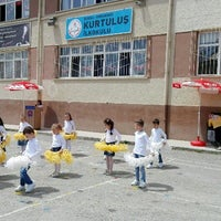 Photo taken at Kurtuluş Ilköğretim Okulu by Sema A. on 5/12/2017