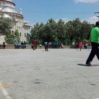 Photo taken at Kurtuluş Ilköğretim Okulu by Sema A. on 5/31/2017