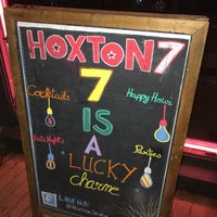 Photo taken at The Hoxton Seven by Tobias F. on 3/3/2017