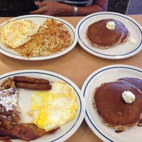 Photo taken at IHOP by Jamal E. on 10/20/2015