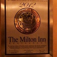 Photo taken at Milton Inn by Rob S. on 7/4/2014