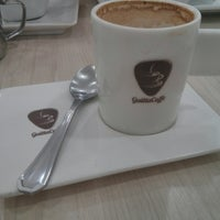 Photo taken at GuittaCaffe by Rudolf K. on 1/15/2014