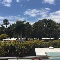 Photo taken at Seaside Palm Beach Hotel by Jason J. on 6/10/2015
