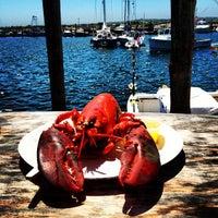 Photo taken at Larsen's Fish Market by Jean P. on 7/5/2013
