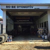 Photo taken at SO-BE Otomotiv by Selami K. on 9/25/2015