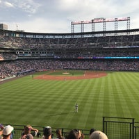 Photo taken at The Rooftop @ Coors Field by Nitish V. on 7/19/2017