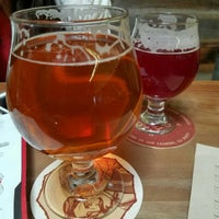 Photo taken at Cleophus Quealy Beer Company by segifredo i. on 2/24/2017