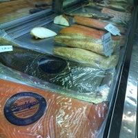 Photo taken at Murray's Sturgeon Shop by Adam W. on 12/12/2013