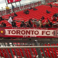 Photo taken at BMO Field by Stephen B. on 10/6/2012