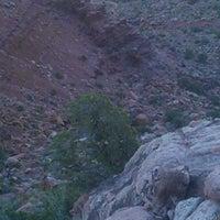 Photo taken at Hidden Valley Trailhead by Jon V. on 6/3/2013