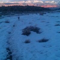 Photo taken at Hidden Valley Trailhead by Jon V. on 2/22/2013