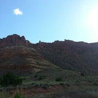 Photo taken at Hidden Valley Trailhead by Jon V. on 4/30/2014