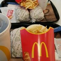 Photo taken at McDonald's by Haluk K. on 1/9/2017