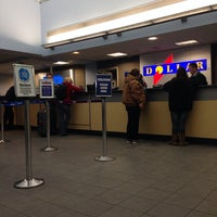 Photo Taken At Dollar Rent A Car By Jamie B. On 2/13/ ...