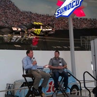 Photo taken at NASCAR Hall of Fame by Patrick W. on 9/18/2012