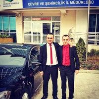 Photo taken at Tekirdağ İl Çevre ve Şehircilik Müdürlüğü by Cemil İ. on 3/29/2016