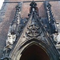 Das Foto wurde bei Marktkirche von Roberta S. am 8/29/2013 aufgenommen