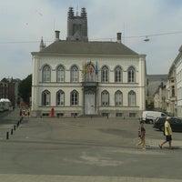 Photo taken at Bisschoppelijk Paleis by Roberta S. on 7/23/2013