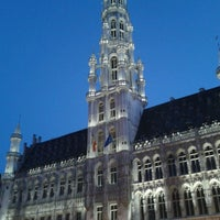 Photo taken at Brussels Town Hall by Roberta S. on 7/24/2013