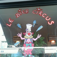 Photo taken at Le Bier Circus by Roberta S. on 7/25/2013