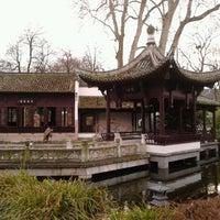Das Foto wurde bei Chinesischer Garten von Roberta S. am 1/5/2013 aufgenommen