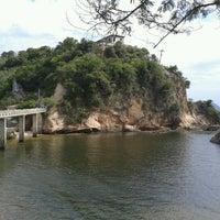 Foto tirada no(a) Praia de Boa Viagem por Roberta S. em 10/17/2012