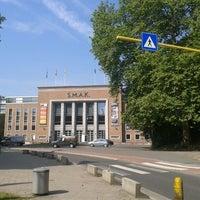 Photo taken at S.M.A.K. | Stedelijk Museum voor Actuele Kunst by Roberta S. on 7/23/2013