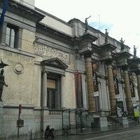 Photo taken at Koninklijke Musea voor Schone Kunsten van België / Musées royaux des Beaux-Arts de Belgique by Roberta S. on 7/24/2013