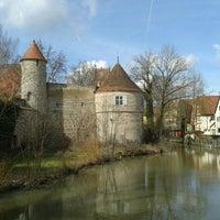 Photo taken at Dreigangsturm by Roberta S. on 3/9/2013