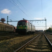 Photo taken at Győr-GYSEV pályaudvar by Gábor T. on 10/12/2013