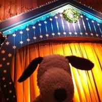 11/18/2012 tarihinde Hector M.ziyaretçi tarafından Swedish Cottage Marionette Theatre'de çekilen fotoğraf