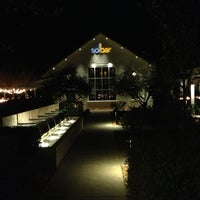 Photo taken at Solbar at Solage Calistoga by Rory L. on 3/14/2013