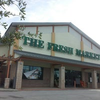 Photo taken at The Fresh Market by Vy N. on 6/27/2013
