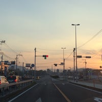 Photo taken at 小船越トンネル交差点 by 222 on 3/16/2014