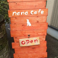 Photo taken at nanacafe by 222 on 2/22/2015