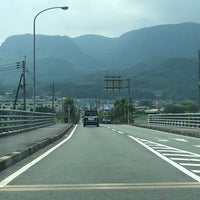 Photo taken at メルヘン大橋 by 222 on 8/13/2017