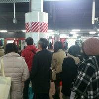 Photo taken at Platforms 3-4 by 222 on 12/22/2012