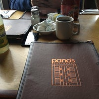 Photo taken at Pano's on Elmwood by Lou The Chef on 2/11/2013