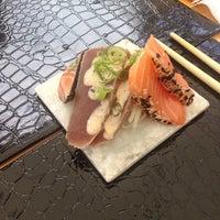 Photo taken at Rock Star Sushi by Thomas W. on 6/1/2014