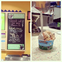 Photo taken at Ben & Jerry's by Pam ☕️ O. on 3/2/2013