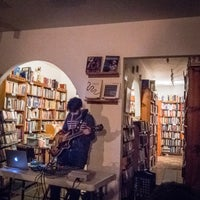 Photo taken at Adobe Books & Art Cooperative by Pam ☕️ O. on 6/29/2017