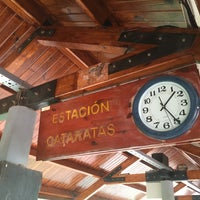 Foto tomada en Estación Cataratas [Tren Ecológico de la Selva] por Jeremy N. el 12/6/2015