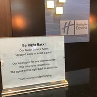 Photo taken at Holiday Inn Express & Suites North Dallas At Preston by Jeremy N. on 4/12/2017