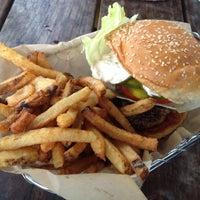 Photo taken at Farm Burger by Jeremy N. on 5/11/2013