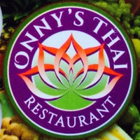 Photo taken at Onny's Thai Restaurant by William E. on 2/6/2015