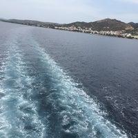 Photo taken at Poseidon Ferry by Юлия К. on 9/18/2016