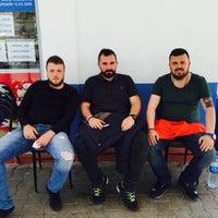 Photo taken at Akşit Petrol by ErDi K. on 4/18/2016